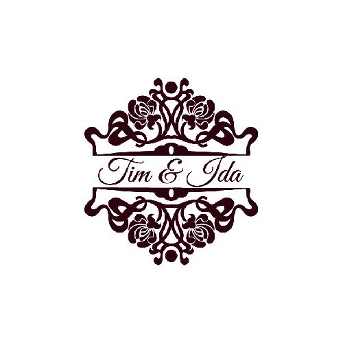 Tim&Ida 婚禮家族網站